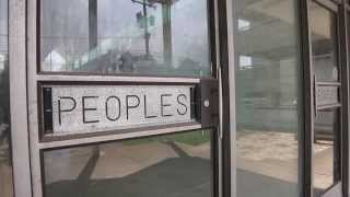 Look inside the Peoples Bank building