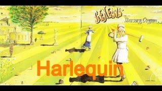 Genesis   Harlequin SACD 5.1