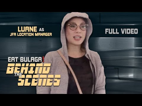 Xxx Mp4 Eat Bulaga BTS Luane Dy JFA Location Manager For A Day 3gp Sex