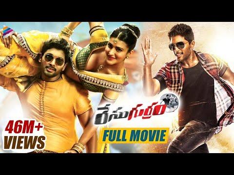 Download Race Gurram Full Movie in Telugu | Allu Arjun | Shruti Haasan | Blockbuster South Movies free