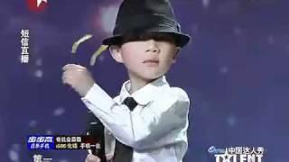 Imitate Michael Jackson (The Chinese boy).mp4