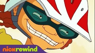 Otto Goes Down Bruised Man's Curve | Rocket Power | The Splat