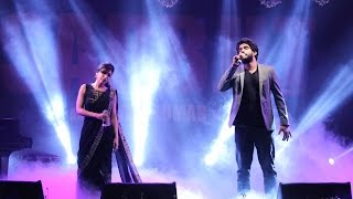 Sonu Nigam & Jeet Ganguly Live Performace at Sarbjit Music Concert - Dard Song