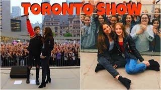 TORONTO SHOW! | JOHNNY ORLANDO AND MACKENZIE ZIEGLER | KFZ MNZ