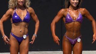 Figure Short Girls Showdown of Venice Beach
