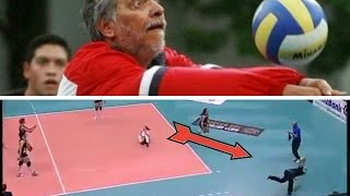 Funny Volleyball Moments - COACH :D