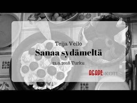 Xxx Mp4 Sanaa Sydämeltä Teija Veilo 21 9 2018 3gp Sex