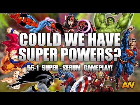 Could We Develop Super-Powers? Do We Already Have Them? | 56-1 Super Serum Gameplay! (CoD AW)