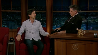 Late Late Show with Craig Ferguson 7/18/2012 Ray Romano, Trampled by Turtles