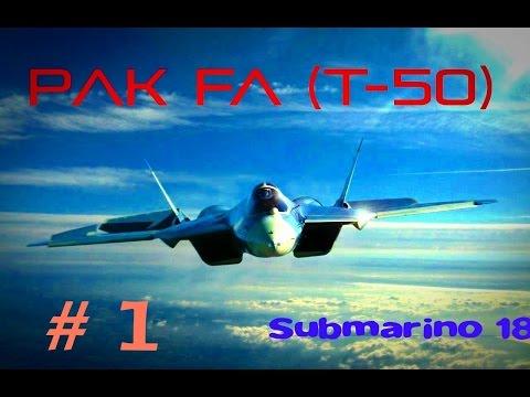 watch PAK FA (T-50) - Documental