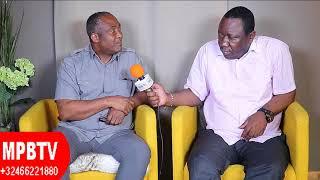 RDC-Ne Muanda N'Semi Menace le Regime Kabila: Reaction de l'Ingenieur Achille Lungeni