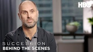 BTS: Inside the Episode #1 w/ Jesse Armstrong, Brian Cox, & More | Succession | HBO