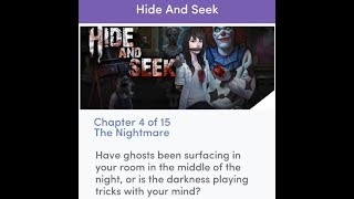Chapters Interactive Stories - Hide And Seek Chapter 4