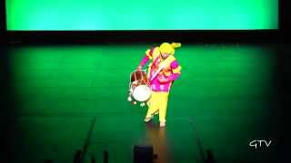 Dhol Competition @ Bhangra Down Under 2014
