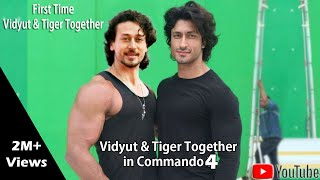OMG Commando 3 Vidyut and Tiger Shroff Together in Commando 3 Trailer