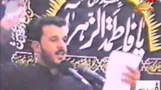 ملة باسم الكربلائي / أستشهاد الزهراء عليها السلام / الشاعر / ابو ايمن الأحسائي