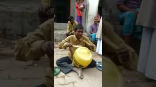 Bhojpuri village funny Street song
