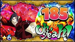 Naruto: Ultimate Ninja Blazing - #07 - 185 Ninja Pearls (EDO Itachi & EMS Sasuke Susanoo Summon)