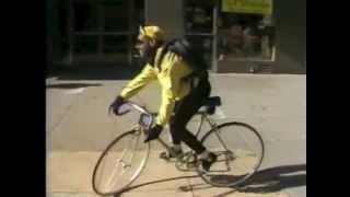 Brothers - Bicycle Messengers Washington, DC - November 1984