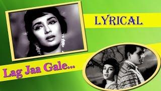 Lag Ja Gale with Lyrics | Woh Kaun Thi | Sadhana, Lata Mangeshkar | Old Hindi Song