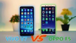 OPPO F5 VS VIVO V7 Indonesia - Bagusan Mana Yah?