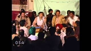 Pyala Rakh De Ek Paasey - Ustad Nusrat Fateh Ali Khan - OSA Official HD Video