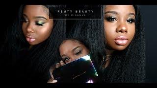♡ FENTY BEAUTY Galaxy !! OMG I LOVEEEEEE IT