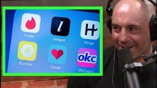 Joe Rogan on Dating Apps
