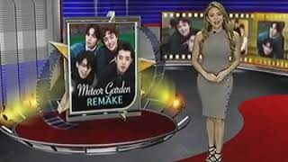 [Nov.09 2017] Tv Patrol Star News Meteor Garden 2018 On ABS CBN Soon