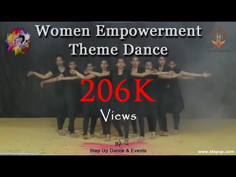Xxx Mp4 Women Empowerment Theme Dance Choreographed By Step Up Dance Events 3gp Sex