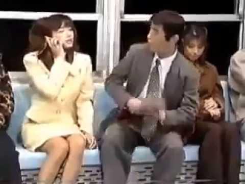 Japan didalam bus