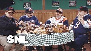 Bill Swerski's Super Fans: Thanksgiving - Saturday Night Live
