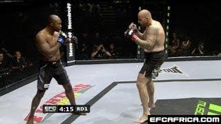 Free Fight : Misholas vs. Strauss, EFC AFRICA 16