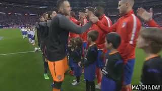Athletico Madrid vs Arsenal (0-1 europa league  full match highlights)