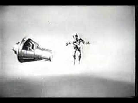 Hasbro The original GI Joe Astronaut TV commercial 1967-69