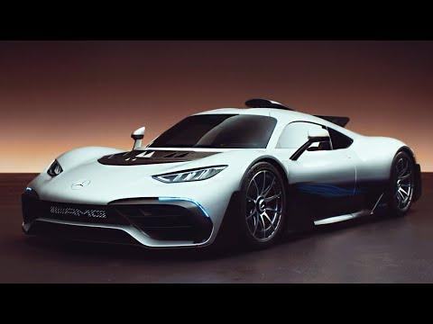 Mercedes AMG One Hypercar Top Gear