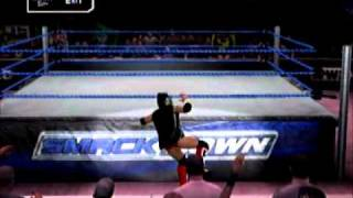 Smackdown! vs. RAW 2011 Curt Hawkins Entrance + New Attire