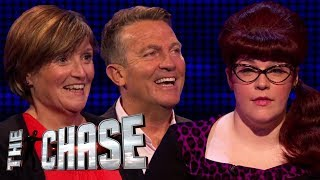 The Chase | Judith's Enormous £70,000 Head-to-Head Against The Vixen