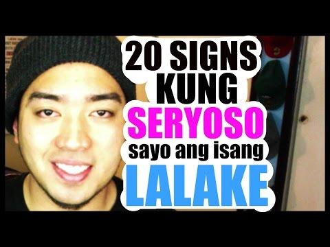 20 Signs kung seryoso sayo ang isang lalake