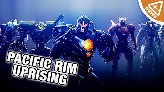 Did the New Pacific Rim Uprising Footage Confirm Our Theory? (Nerdist News w/ Jessica Chobot)