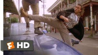 Hard Target (1/9) Movie CLIP - Chance Rescues Natasha (1993) HD