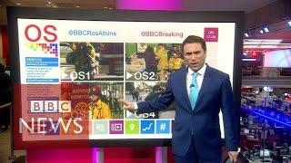 San Bernardino shooting: Why is US media highlighting BBC coverage? BBC News