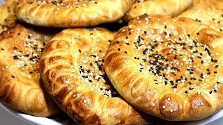Kulchi Tandoori کلچه تنوری افغانی