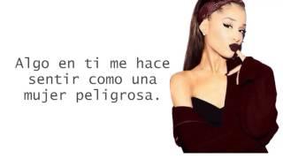 Ariana Grande - Dangerous Woman.- Sub español.
