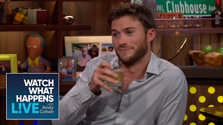 Ashton Kutcher's Romantic Connections to Jon Cryer and Scott Eastwood | WWHL