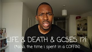 I Spent less than 1 minute in a Coffin & realised something about Life.