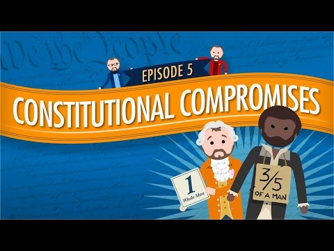watch Constitutional Compromises: Crash Course Government and Politics #5