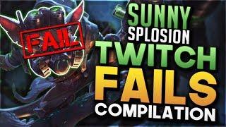 TWITCH FAILS COMPILATION