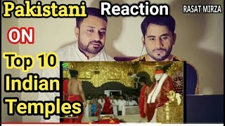 Pakistani Reacts On | Top 10 Richest Temples In India [ हिन्दी में ] | Indian Temples
