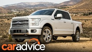 2017 Ford F-150 Limited review | CarAdvice